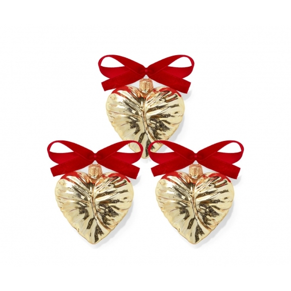 Ambroise Heart Ornament, Medium